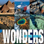 Wonders of the World - Cube Book : Cubebook - Valeria Manferto de Fabianis