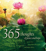 365 Thoughts of Peace and Hope : Book - Luca Taglietti