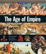 The Age of Empire : The Expansion of European Colonial Power - Anne McRae
