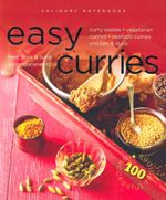 Easy Curries : Culinary Notebooks