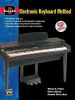 Basix Electronic Keyboard Method : Book & CD - Willard A Palmer