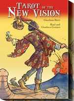Tarot of the New Vision : Fun & Creative Ways to Improve Your Love Life - Giordano Berti