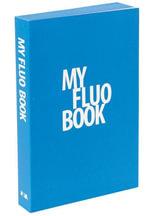 Nava My Fluo Book Pocket Blue - NAVA DESIGN