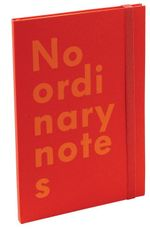 Nava No Ordinary Notes Pocket Orange - Nava Design