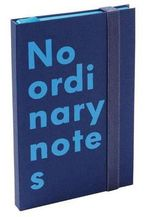 Nava No Ordinary Notes Pocket Blue - Nava Design