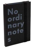 Nava No Ordinary Notes Pocket Black - Nava Design