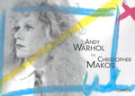 Andy Warhol by Christopher Makos : The Millennium Sweden - Christopher Makos