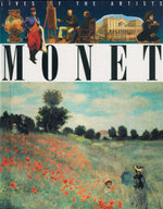 Monet : Lives of the Artists - Sean Connolly
