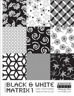 Black & White Matrix 1 - Vincenzo Sguera