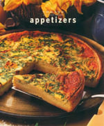 Appetizers : Just Great Recipes - Carla Bardi