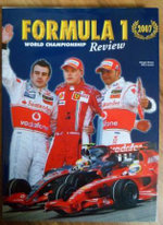 Formula 1 : A Photographic Review of the 2007 Season - Paolo D'Alessio