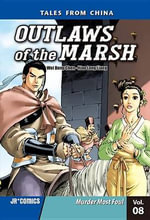 Outlaws of the Marsh Volume 8 : Murder Most Foul - Wei Dong Chen
