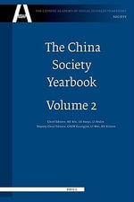 The China Society Yearbook : Analysis and Forecast of China's Social Development