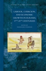 Labour, Coercion, and Economic Growth in Eurasia, 17th-20th Centuries : Pagan Rome