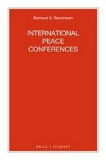 International Peace Conferences - Bertrand G. Ramcharan