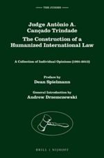 The Construction of a Humanized International Law : A Collection of Individual Opinions (1991-2013) - Antonio Augusto Cancado Trindade