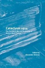 Cataclysm 1914 : The First World War and the Making of Modern World Politics