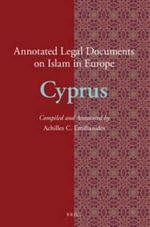 Annotated Legal Documents on Islam in Europe : Cyprus