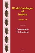 Dermestidae (Coleoptera) : World Catalogue of Insects - Jiri Hava