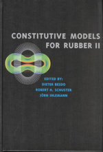 Constitutive Models for Rubber: v.2 : Proceedings of the Second European Conference ECCMR 2001, Hannover, Germany, 10-12 September 2001