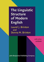 The Linguistic Structure of Modern English - Laurel J. Brinton