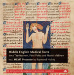 Middle English Medical Texts - Irma Taavitsainen