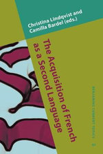 The Acquisition of French as a Second Language : New Developmental Perspectives