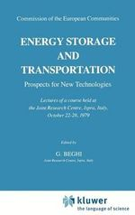 Energy Storage and Transportation : Prospects for New Technologies