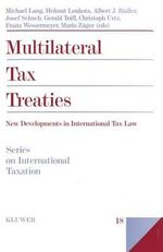 Multilateral Tax Treaties - Dr. Michael Lang