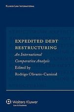 Out of Court Corporate Debt Restructuring : Intl Comp Analysis :  Intl Comp Analysis