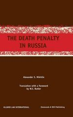 Death Penalty in Russia - S.G. Mikhlin
