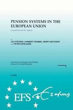 Pension Systems in the European Union : Competition and Tax Aspects : Competition and Tax Aspects - Leo Stevens