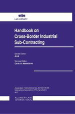 Handbook on Cross-Border Industrial Sub-Contracting