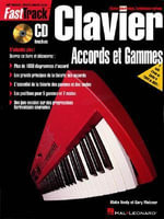 Fasttrack Keyboard Chords & Scales - French Edition - Various