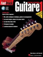 Fasttrack Guitar Method - Book 1 - French Edition - Various