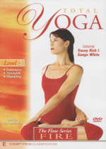 Total Yoga : Level 3 - The Flow Series - Fire - Tracey Rich