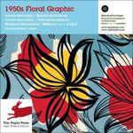 1950s Floral Graphic - Pepin Van Roojen