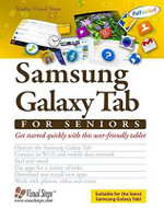 Samsung Galaxy Tab for Seniors : Get Started Quickly with This User-Friendly Tablet - Studio Visual Steps