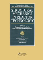 Structural Mechanics in Reactor Technology : Computational Mechanics and Computer-Aided Engineering