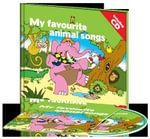 My Favourite Animal Songs - Michel De Boer