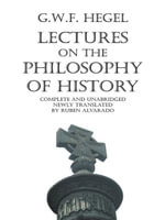 Lectures on the Philosophy of History - G. W. F. Hegel
