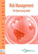 Risk Management : The Open Group Guide - The Open Group