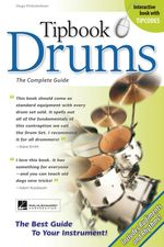 Tipbook : Drums - The Complete Guide - Hugo Pinksterboer