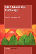 Adult Educational Psychology