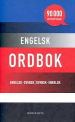 English-Swedish & Swedish-English Dictionary -  Anon