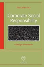 Corporate Social Responsibility : The Inside Story