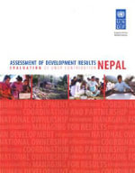 Assessment of Development Results : Nepal - Evaluation of UNDP Contribution - United Nations