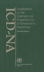 Application of the International Classification of Diseases to Neurology - World Health Organization