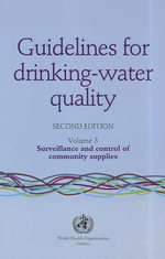 Guidelines for Drinking Water Quality - World Health Organization