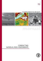 Conducting National Feed Assessments : Study of Factors Affecting Racehorse Performance i... - Food and Agriculture Organization